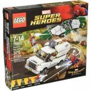 Конструктор ЛЕГО СУПЕР ХИРОУС - Пазете се от Лешояда, LEGO Super Heroes, 76083