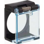 Obturator de protecție pentru buton rotund sau pătrat - Butoane si lampi din plastic Ø16 - Harmony xb6 - ZB6YA001 - Schneider Electric