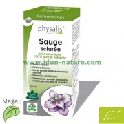 Physalis Aceite Esencial de Salvia Romana 100% Bio PHYSALIS