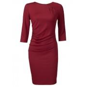 Fashionize Dress Elisabeth Bordeaux