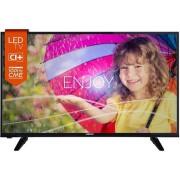 Televizor LED Horizon 48HL737F, Full HD, USB, HDMI, 48 inch, DVB-T/C, negru