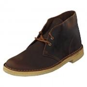 Clarks Desert Boot Beeswax, Shoes, brun, EU 42,5
