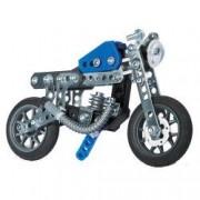 Set Spin Master Constructie 5 in 1 Motocicleta 174 Piese Meccano