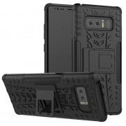Capa Híbrida Antiderrapante para Samsung Galaxy Note8 - Preto