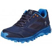 Haglöfs Gram Gravel Hardloopschoenen Dames blauw 2017 Trailrunning schoenen