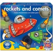 Jucarie educativa Orchard Toys Rockets and Comets
