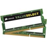 Memorii Laptop Corsair SO-DIMM, DDR3L, 2x8GB, 1600MHz, 1.35V