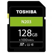 Toshiba High Speed N203 SDXC Class 10 UHS-I U1 128GB