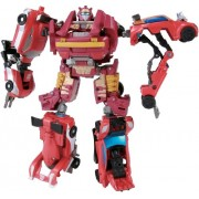 Takara Tomy Transformers Transformer United Ex05 Race Master -Prime Mode- (Japan Import)