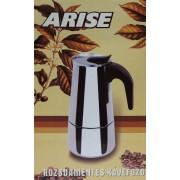 Kávéfőző 4 személyes - Arise Kps-400