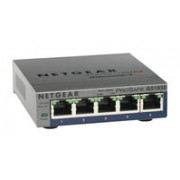 Netgear GS105PE 5 Port Gigabit Switch with POE