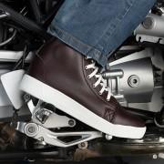 Course Motorradschuhe Course Ride Braun