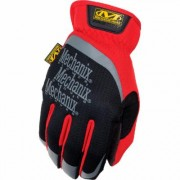Mechanix Men's Wear FastFit Gloves - Red, Medium, Model MFF-02-009