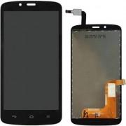 Compatibile Huawei AA - Vetro LCD per Honor 3C Lite - Nero