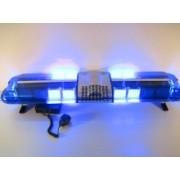 Rampa luminoasa LED cu sirena si difuzor