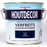Hermadix Houtdecor 627 blauw 2500 ml