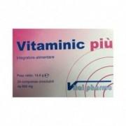 Vital Pharma Vitaminic più 24 compresse - integratore di vitamine e minerali