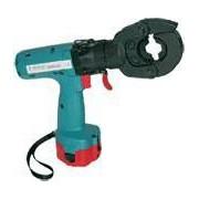 Presă hidraulică electrică pt.papuci,în geantă de transport - 6-240mm2, 3650g, 62kN, 180°, 12V, 2000mAh D62E - Tracon