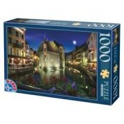 DToys Puzzle 1000 Night Landscape 06 (07/64301-06)
