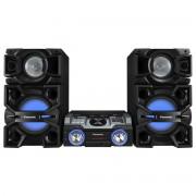 Sistem audio Panasonic SC-MAX4000EK, 2400 W, Woofer, CD, NFC, Bluetooth, 2 GB memorie, Negru
