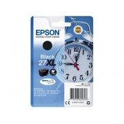Epson Cartucho de tinta original EPSON 27XL, Despertador 17,7 ml , Negro, XL, C13T27114012, T2711
