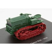 Model Die Cast TRACTOR Cletrac K20 - Hachette Tractors & The World Of Farming