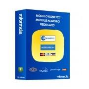 Módulo de Pagamento OnLine Komerci RedeCard Bandeiras MasterCard, Diners Club e Visa