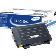 Тонер касета за Samsung CLP-510, CLP-510N, син (CLP-510D2C)