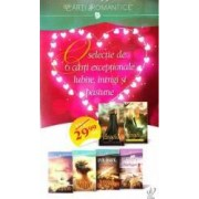 O selectie de 6 carti exceptionale - Iubire intrigi si pasiune