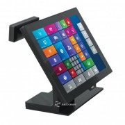 "POS All-in-One Aures Yuno cu WiFi, 15"" (Display client - LCD 10.1 Touch screen)"
