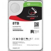 Твърд диск seagate ironwolf pro 8tb sataiii/600, 7200rpm, 256mb cache, st8000ne0004
