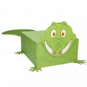 Shoppartners Sinterklaas surprise krokodil DIY pakket