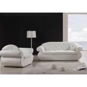 items-france EMPOLI EXPO - Ensemble de canape 3 places 215x85 et fauteuil 120x85
