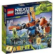 Lego nexo knights 72004 resa dei conti con il mago