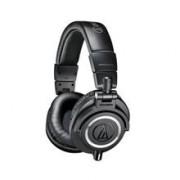 Casti Audio Technica ATH-M50X Studio Monitor Professional Headphones Black