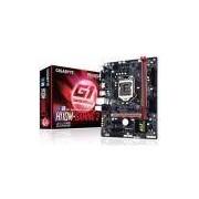 Placa Mae Lga 1151 Intel Gigabyte Ga-H110M-Gaming 3 Matx DDR4 2133MHZ Hdmi USB 3.0