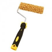 ELECTROPRIME Home Wall DIY Paint Painting Roller Foam Sponge Rollers Brush with Handle