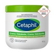 Creme hidratante elevada tolerância peles secas e sensíveis 453g - Cetaphil