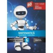 Matematica - caiet de Antrenament si Aprofundare clasa a VI-a
