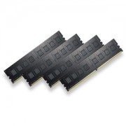 Memorie G.Skill NT 16GB (4x4GB) DDR4, 2400MHz, PC4-19200, CL15, Quad Channel Kit, F4-2400C15Q-16GNT