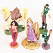 Imported Disney Rapunzel Tangled Doll car furnishing articles Girl toy Kids