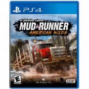 Joc Spintires Mudrunner American Wilds Edition pentru PlayStation 4