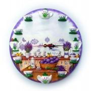 Ceas de perete bucatarie levantica 1113