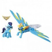 Jucarie Set My little pony Guardians of Harmony Spithre si Soarin B6011 Hasbro
