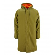 Rains Winterjassen Padded Coat Groen