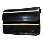 Feuerwear Scott Laptoptas 17 inch Zwart