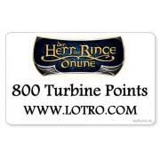 Turbine LotRo 800 Turbine Points