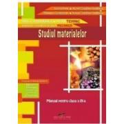 Studiul materialelor - Clasa a 9-a - Manual - Ioana Aries Aurel Ciocirlea-Vasilescu