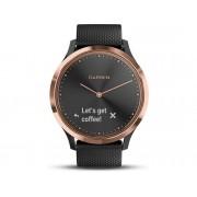 Garmin Reloj deportivo GARMIN Vívomode HR (Bluetooth - 5 dias de autonomía - Pantalla táctil - Negro)
