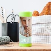 YourSurprise Gobelet avec couvercle - Citron vert